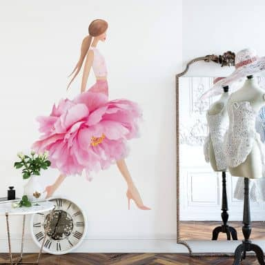 Fototapete Korenkova - Fashion Girl