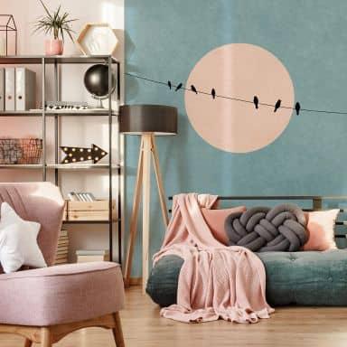 Photo Wallpaper Kubistika - The Beauty of Silence