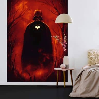 Photo Wallpaper Nicebleed - Heart Vader