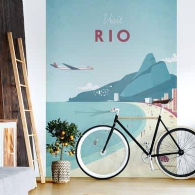 Papier peint photo Rivers - Rio de Janeiro