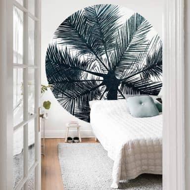 Behangcirkel Kubistika - California Dreaming