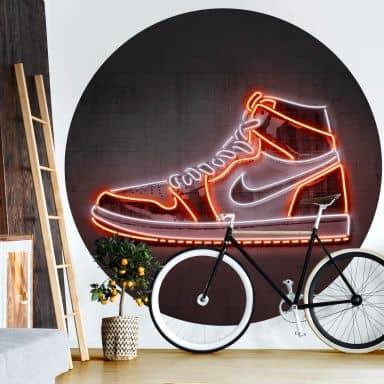 Behangcirkel Mielu - Sneaker