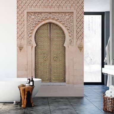 Fotomurale Sisi & Seb - Moroccan Door
