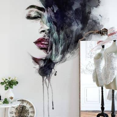 Fototapete Sleeping Beauty - 192x260 cm