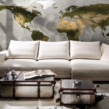 Papier peint photo - intissé - World XXL