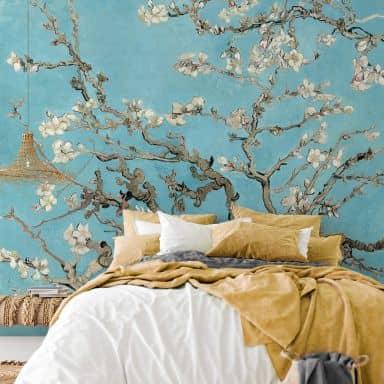Fototapete van Gogh - Mandelblüte