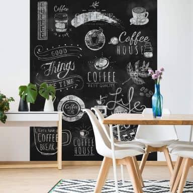 Fotomurale - Caffè
