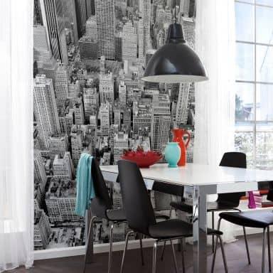 Photo Wallpaper Fleece Uptown