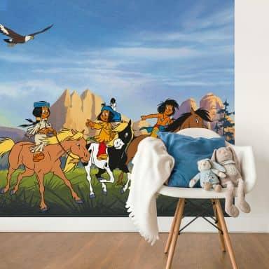 Yakaris Ride - Photo Wallpaper