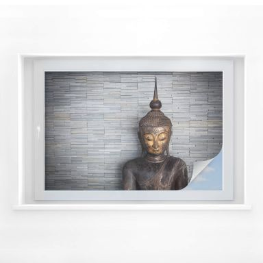 Pellicola adesiva per vetri - Buddha tailandese