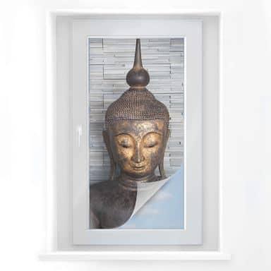 Sichtschutzfolie Thailand Buddha - Panorama 02