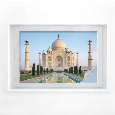 Sichtschutzfolie Taj Mahal