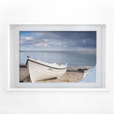 Window foil Beach dreams
