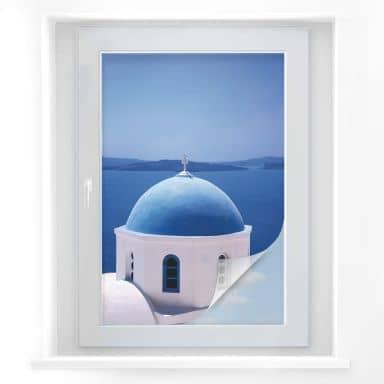 Sichtschutzfolie Sommer in Griechenland