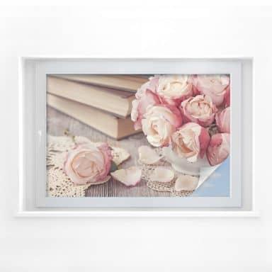 Film occultant - Roses roses