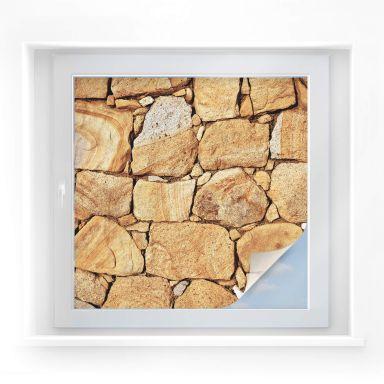 Window foil Wall 03