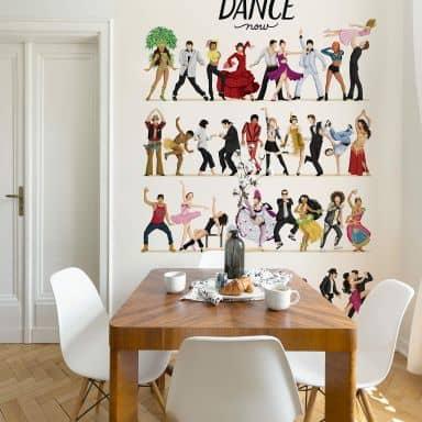 Fototapete Tohmé - Dance Final - 192x260 cm