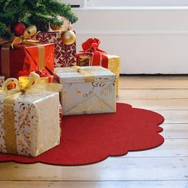 Weihnachtsbaumdecke - Floralis 01
