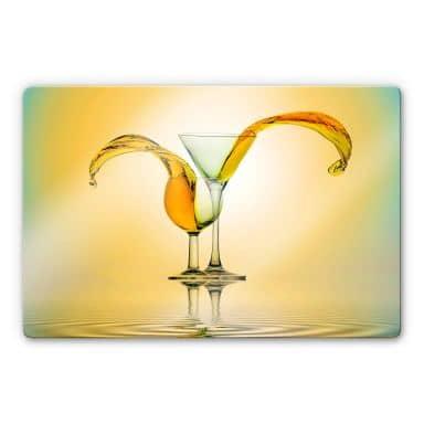Glasbild Rahayu - Carribean Cocktails