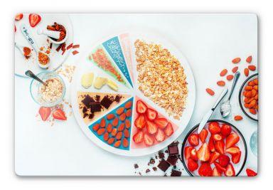 Glass Print Belenko - Breakfast 03