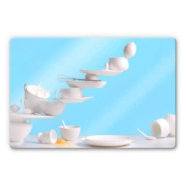 Glasbild  Belenko - One touch Omelette