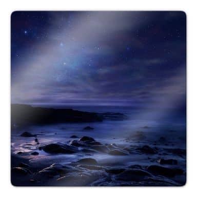 Glasschilderij del Grosso - Insomnia