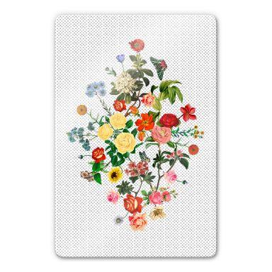 Glasbild Feldmann - Vertical Garden