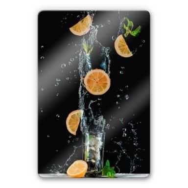 Stampa su vetro -  Belenko - Splashing Lemonade