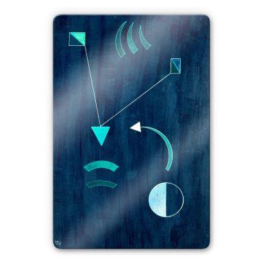 Glass Print Kandinsky - Where to