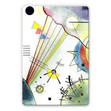 Glass Print Kandinsky - Clear Connection