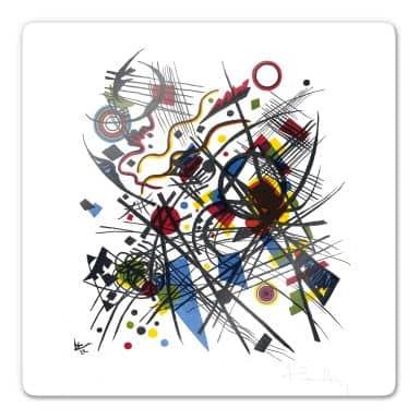 Glass Print Kandinsky – Lithography