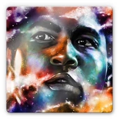 Glasbild Nicebleed - Muhammad Ali
