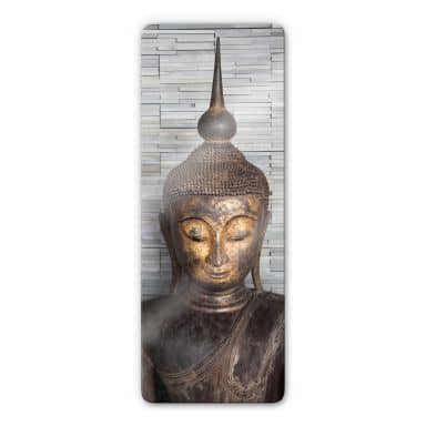 Buddha tailandese - panoramica verticale
