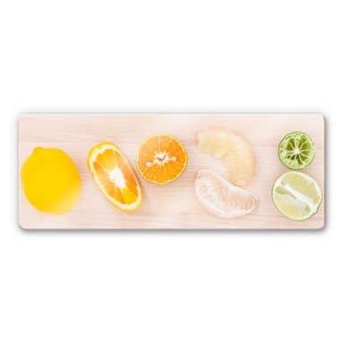 Glasschilderijen Limonade Recept - Panorama