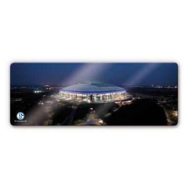 Tableau en verre - Schalke Arena - Panorama