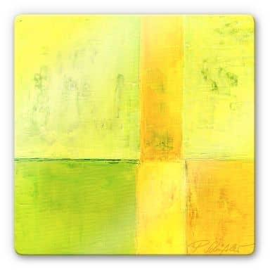 Glasbild Schüßler - Spring Composition I