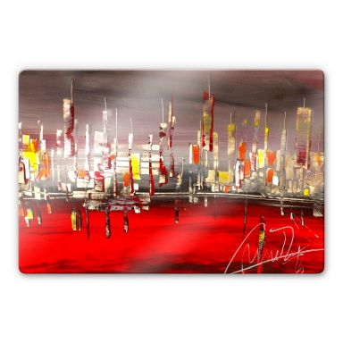 Niksic - Metropolitan Glass art