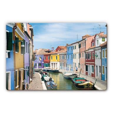Farverige Venedig