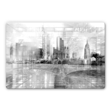 Glasbild Schüßler - Frankfurt am Main