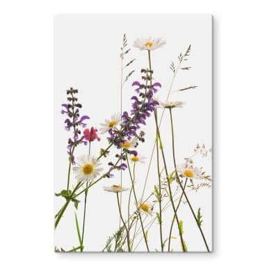 Glass Print Kadam - Flora Marguerite
