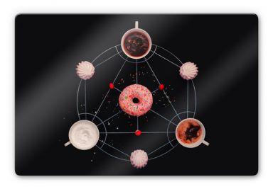 Glasbild Belenko - Baking Alchemy 02