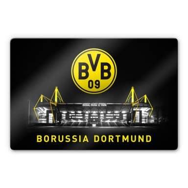 Borussia Dortmund Fanshop Wandbilder Wandtattoos