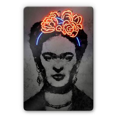Glasbild Mielu - Frida