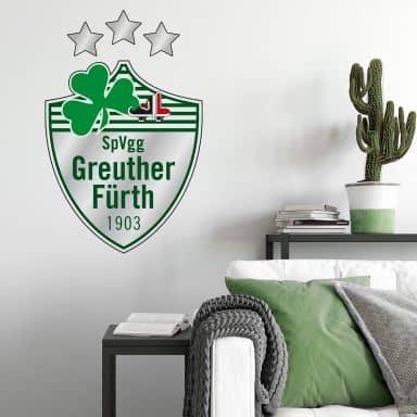 Wandtattoo SpVgg Greuther Fürth Logo