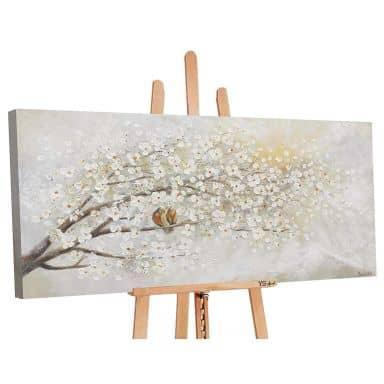 Dipinto acrilico - Alba 140x70 cm