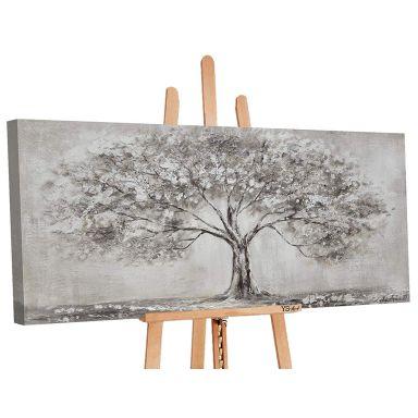 Dipinto acrilico - Albero della vita 140x70 cm
