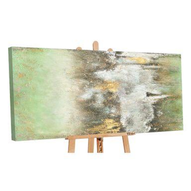 Dipinto acrilico - Quiete prima della tempesta