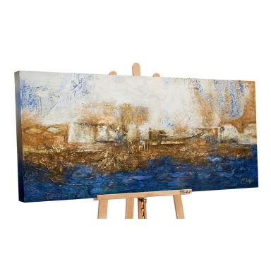 Dipinto acrilico Marine 120x60 cm
