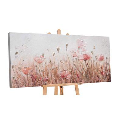 Dipinto acrilico Aprile 140x70 cm