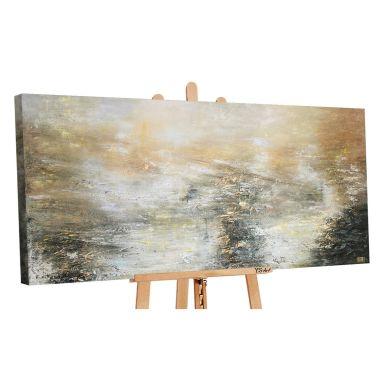 Dipinto acrilico - Potere degli elementi 140x70